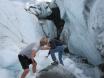 On the Ice at Matanuska Glacier.